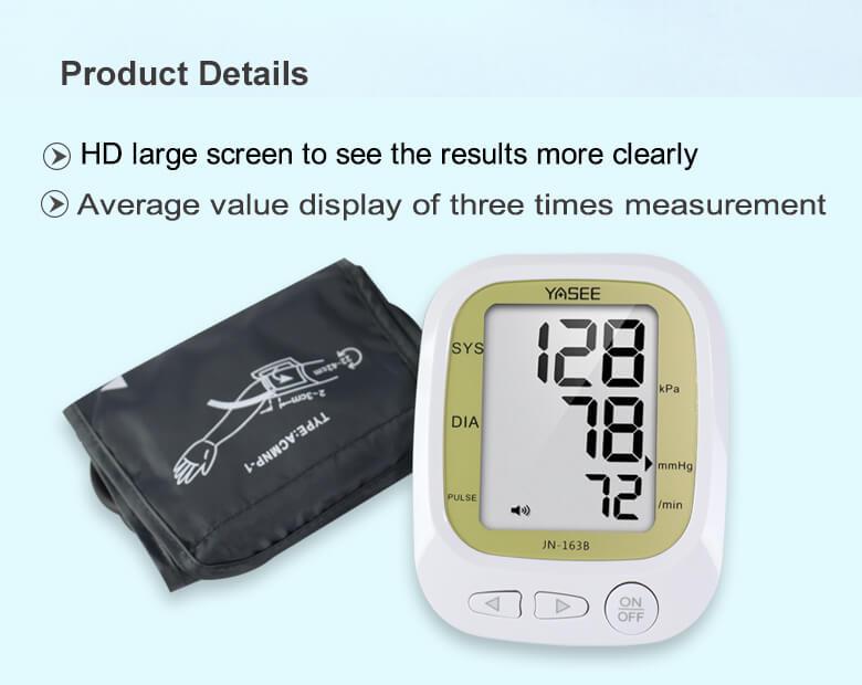 163B-Blood-Pressure-Monitor