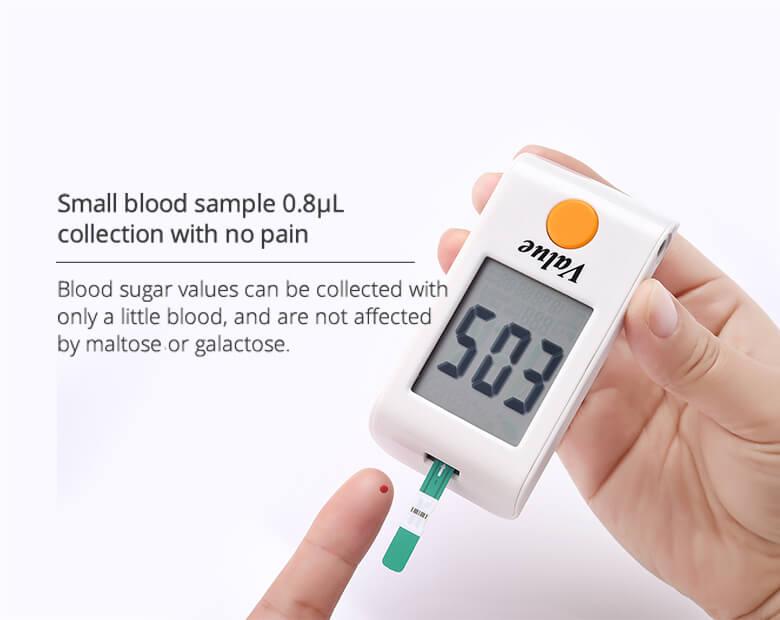 GLM-73-Blood-Glucose-Meter-details