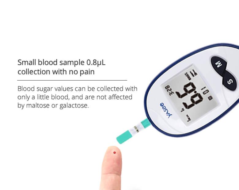GLM-76-Blood-Glucose-Meter