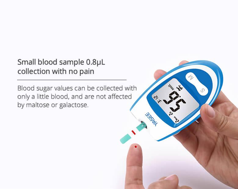 GLM-79-Blood-Glucose-Meter