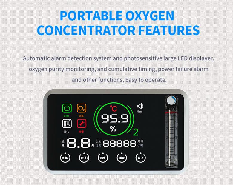 YS-501-Medical-Oxygen-Concentrator